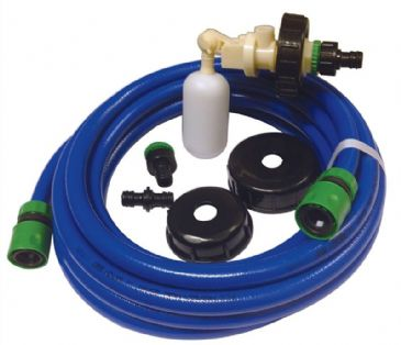 LEISUREWIZE UNIVERSAL CARAVAN WATER MAINS ADAPTOR